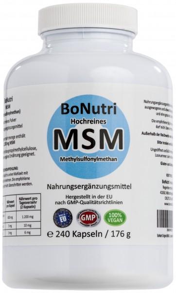Flasche MSM