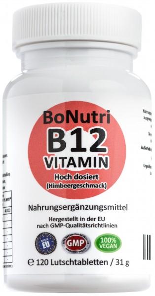 Flasche Vitamin B12