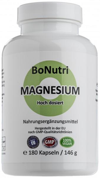 Flasche Magnesiumcitrat